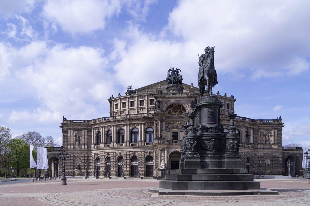 Semperoper Dresden Foto Jakob Müller