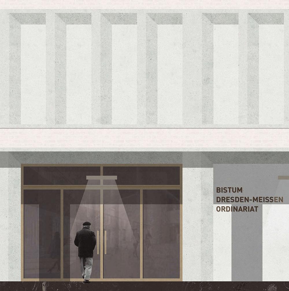 Bischöfliches Ordinariat Dresden – Wettbewerb